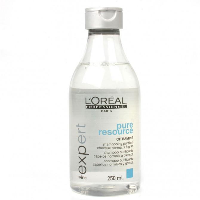 Shampoo Pure Resource 250 ml