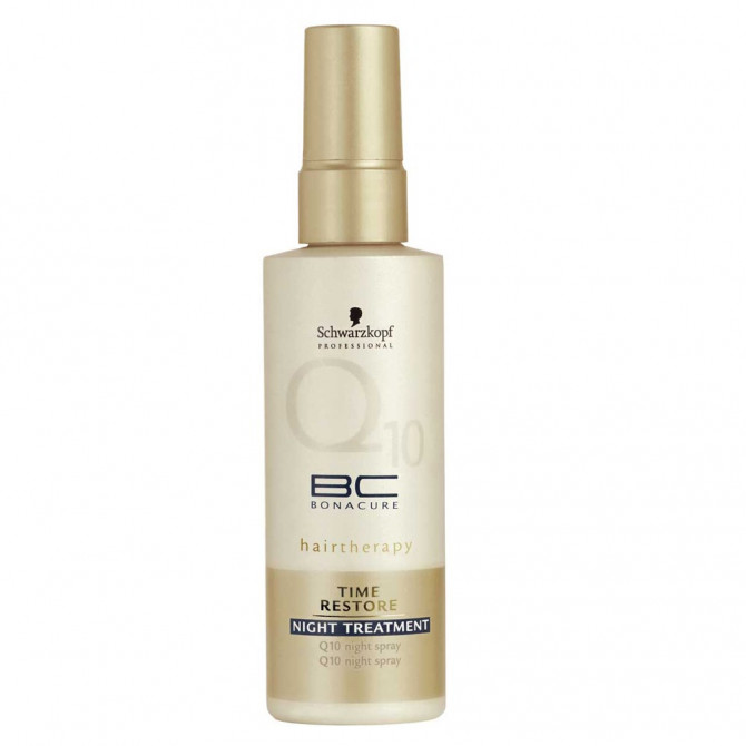 Spray Leave in Restaurador Bonacure Q10 Time Restore 200 ml