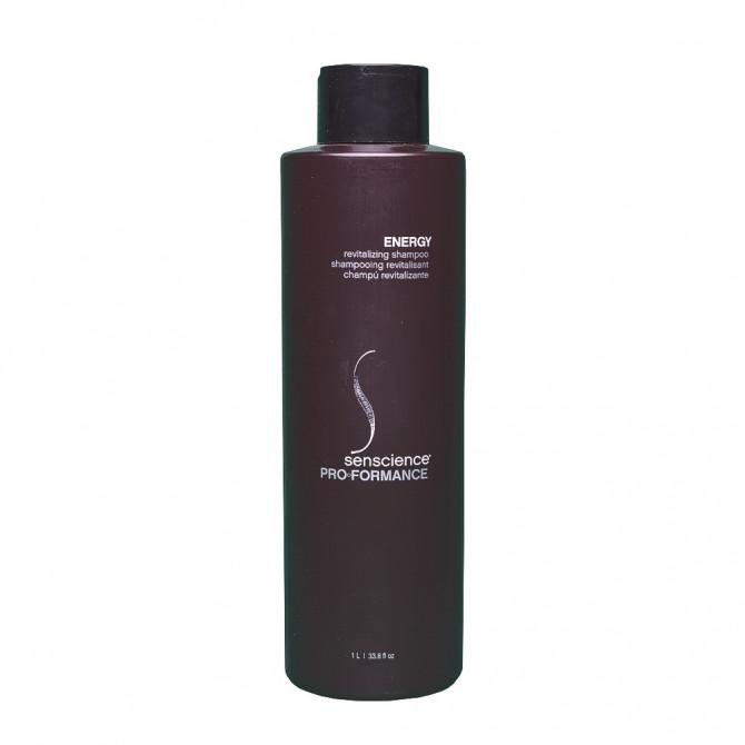 Shampoo Revitalizante Energy Senscience Pro-Formance 1 L