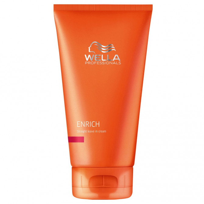 Leave In Creme Straight Wella Erich 150 ml