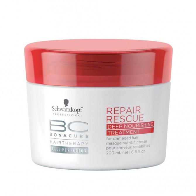 Máscara Bonacure Repair Rescue Deep Nourishing 200 ml