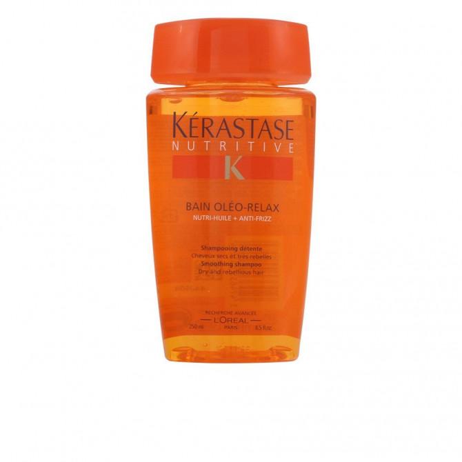 Kerastase Nutritive Shampoo Bain Oleo Relax 250 ml