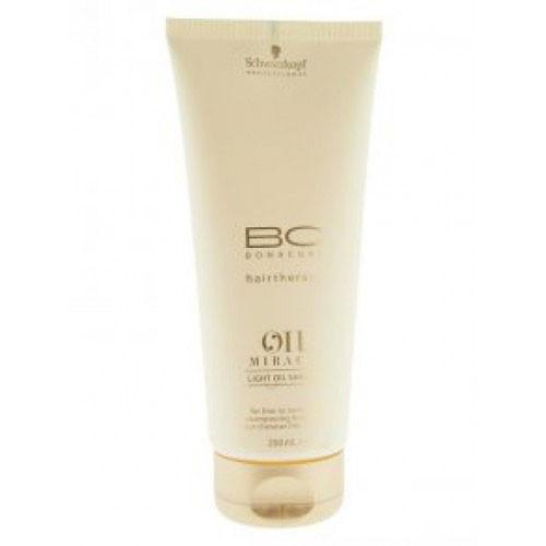 Schwarzkopf Professional BC Bonacure Oil Miracle Light Oil Shampoo 200ml
