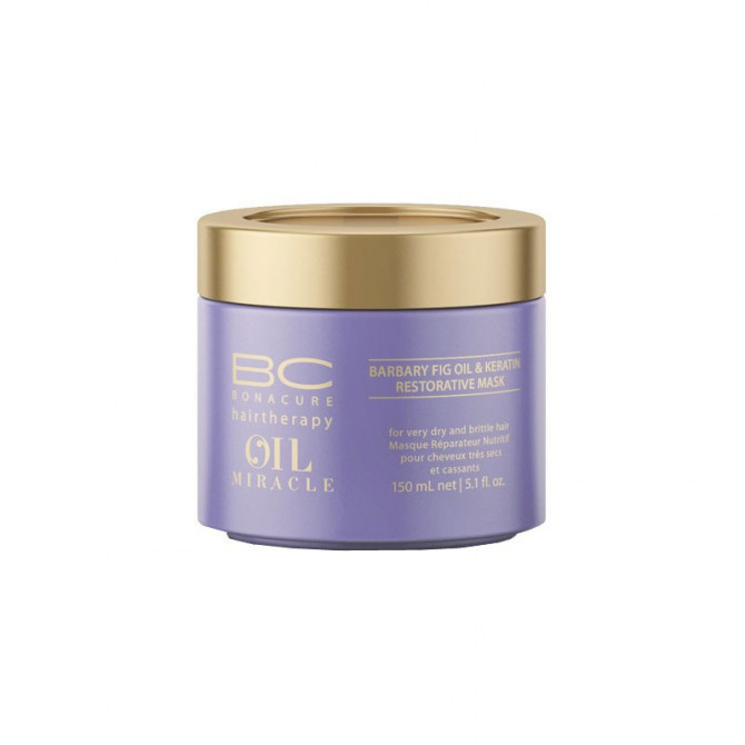 Schwarzkopf Professional BC Bonacure Oil Miracle Barbary Fig Máscara 150ml