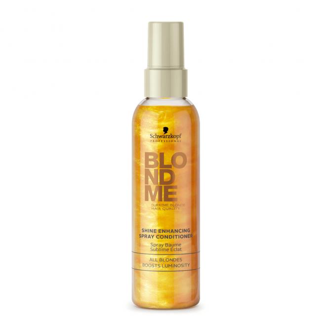 Schwarzkopf Blondme Shine Enhancing Spray Conditioner All Blondes Leave-in 150ml