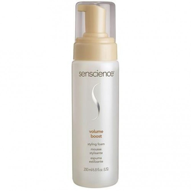 Senscience Mousse Volume Boost Styling Foam 200 ml