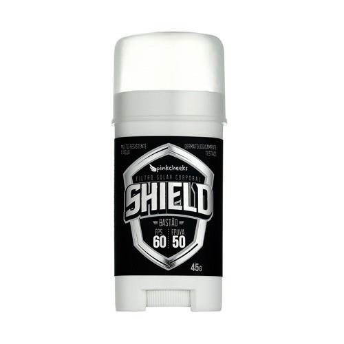 Pinkcheeks Filtro Solar Shield Bastão 45g