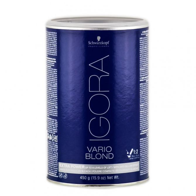 Schwarzkopf Igora Vario Blond Extra Power Pó Descolorante 450gr
