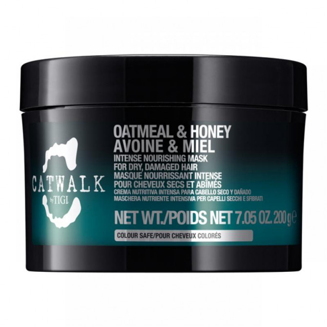 Tigi Catwalk Oatmeal & Honey Máscara 200 g