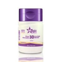 Magic Color Matizador 3D Platinum Branco 100 ml