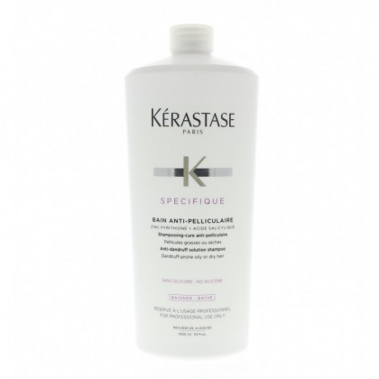 Kérastase Specifique Bain Anti Pelliculaire Shampoo 1000 ml